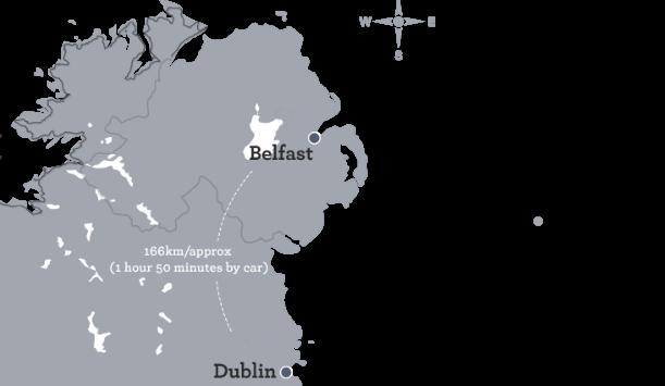Car Hire Belfast To Dublin One Way